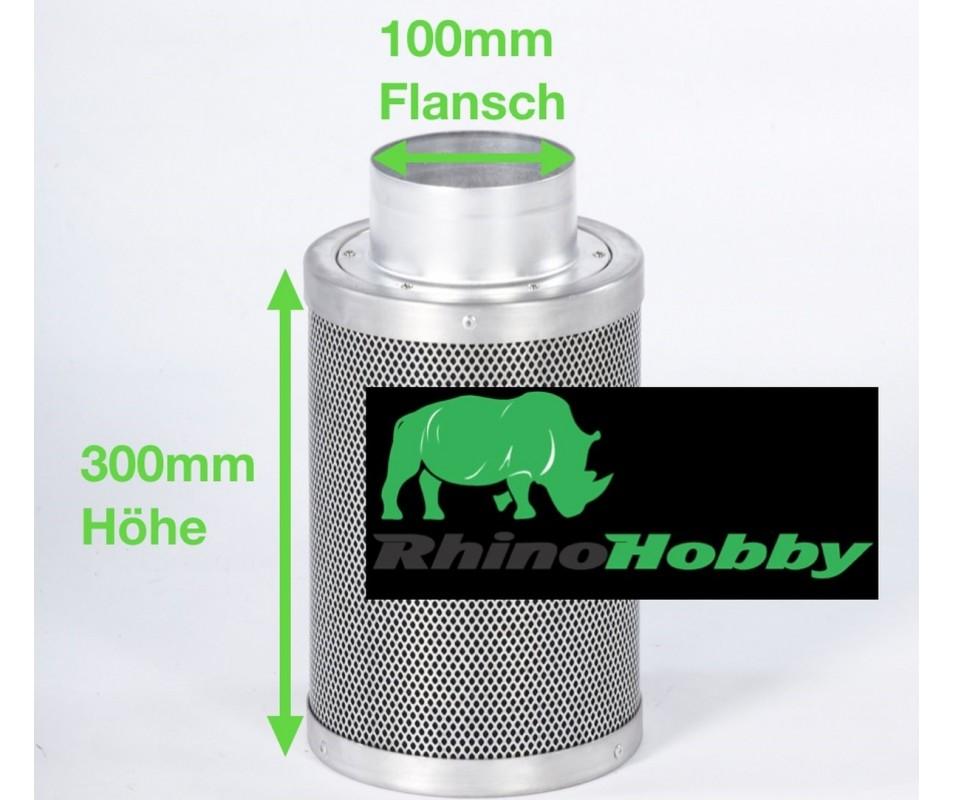 Rhino Hobby Filter 250 m³/h ø100mm