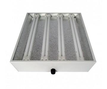 Elektrox 4er-Stecklingsarmatur, inkl. 4 CFL Wachstum
