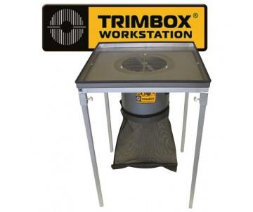 Erntemaschine Trimbox inkl. Workstation