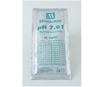 Milwaukee pH-Eichlösung 7,01