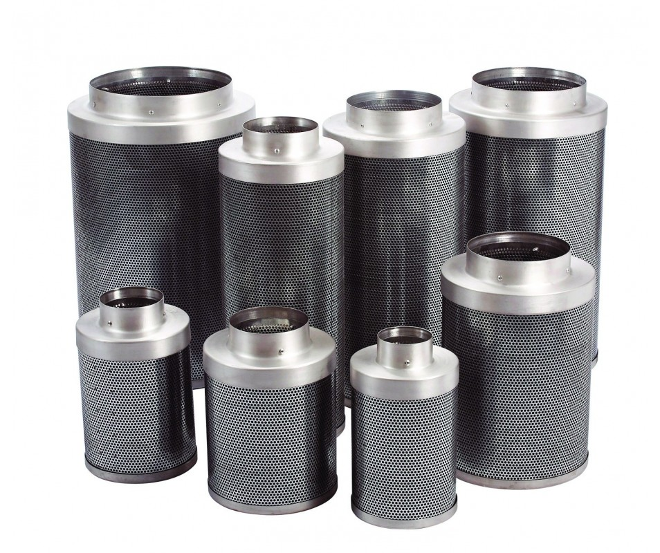 Rhino Filter 255 m³/h ø100mm