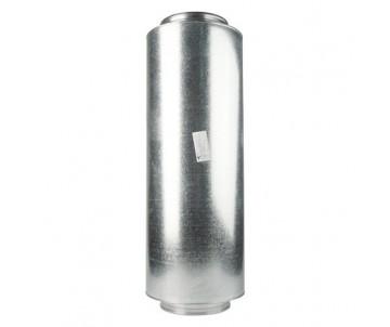Schalldämpfer ø 200 mm, Länge 90 cm