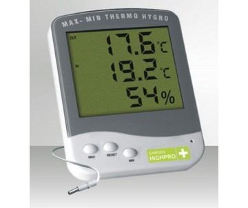 Digitales Hygro-/Thermometer Deluxe