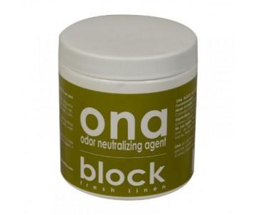 ONA Block, Fresh Linen, 170 g Dose für 15 m²