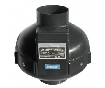 PK Rohrventilator 600/950 m³/h, 200 mm, zweistufig