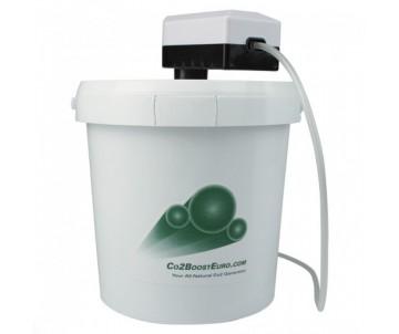 CO² Boost mit Pumpe