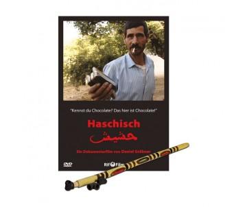 'Haschisch' Der Film - mit Zippsy-Pfeife