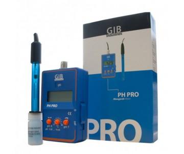 GIB Industries pH-Pro-Meter, mit Gelelektrode