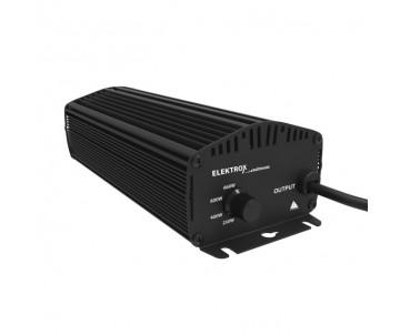 Elektrox 600W 230V, 4 Stufen regelbar