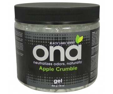 ONA Gel, Apple Crumble, 0,5 l Dose für 25 m²