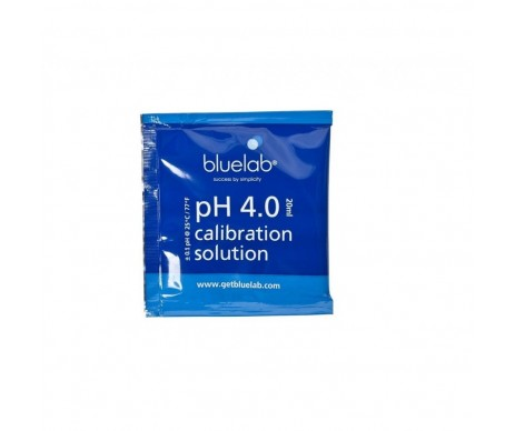 bluelab pH Eichlösung 4,0 pH 20ml