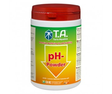 T.A pH- Powder Regulators