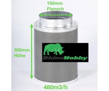 Rhino Hobby Filter 480 m³/h...