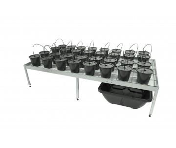 Aero Grow Dansk Table XL