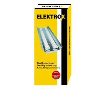 Elektrox Stecklingsarmatur 2 x 55 W, inkl. Leuchtmittel Blütephase