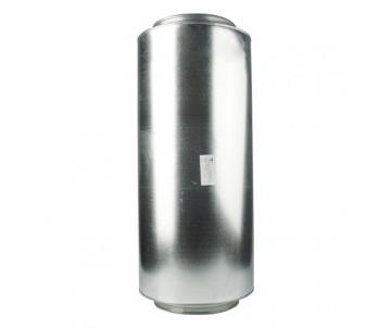 Schalldämpfer ø 250 mm, Länge 90 cm