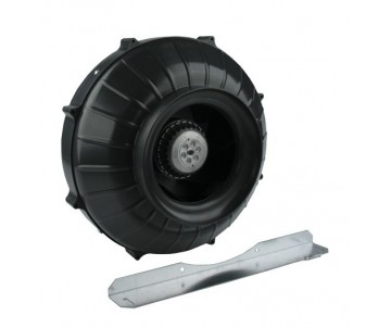 PK Rohrventilator 800 m³/h, 160/150 mm, einstufig