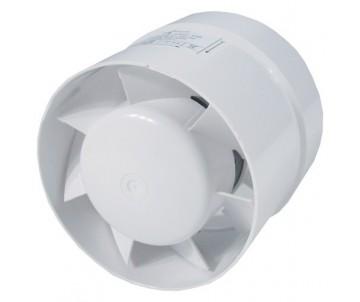Axiallüfter, 100 mm, 105m³/h, Stufenanschluss