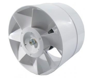 Axiallüfter, 125 mm, 185m³/h, Stufenanschluss